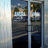 Photo taken at Amura Japanese Restaurant by Vernon W. on 9/8/2011