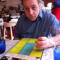 Photo taken at Pizza Express by Cat Y. on 8/25/2012