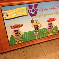 Photo taken at Cluck U Chicken by Brian L. on 2/7/2012