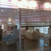 Photo taken at Etude House by Natalie on 3/31/2012