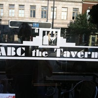 Photo taken at ABC the Tavern by geoffredo on 10/9/2011