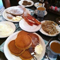 Photo taken at Pancake Pantry by Brad L. on 9/18/2011