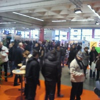 Photo taken at Charleroi Expo by Jo B. on 2/3/2012