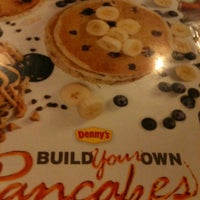 Photo taken at Denny's by Matius M. on 5/22/2012