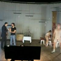 Photo taken at Teatro Funarte Plínio Marcos by Pedro F. on 7/28/2012