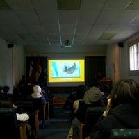 Photo taken at Edificio T - UTFSM by Sven v. on 6/29/2012