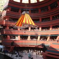 Photo taken at Canal City Hakata by Junji K. on 5/5/2012
