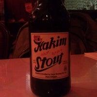Photo taken at New Eritrea Restaurant & Bar by Rodrigo G. on 12/2/2011