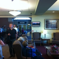 Photo taken at Fort Smith Regional Airport by John S. on 4/9/2012