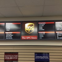 Photo taken at The UPS Store by Josh C. on 11/25/2011