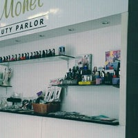Photo taken at Monet Beauty Parlor by Bennemaru R. on 10/18/2011
