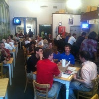 Photo taken at Mama's by Petr K. on 8/23/2012