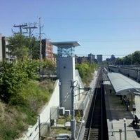Photo taken at MetroLink - Forest Park Station by Zach T. on 10/5/2011