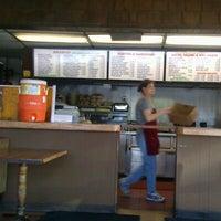 Photo taken at Jim's Burgers by Erik S. on 9/6/2011