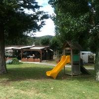 Photo taken at Camping La spaggia by Daniël F. on 7/28/2011
