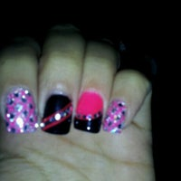 Photo taken at JK Nails by Rachel S. on 1/11/2012