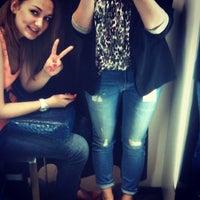 Photo taken at Zara by Dasha R. on 7/21/2012