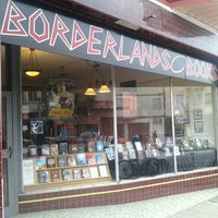 Photo taken at Borderlands Books by Salvador D. on 2/12/2012