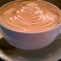 Photo taken at The Wormhole Coffee by Christina on 9/16/2011