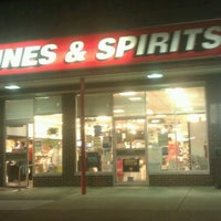 Photo taken at Wines and Spirits Shop - East Stroudsburg by andrew on 10/8/2011