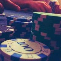 Photo taken at Poker Night Sperle's House by Eduardo M. on 10/14/2011