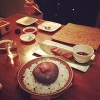 Photo taken at Uchi by Amy L. on 5/23/2012