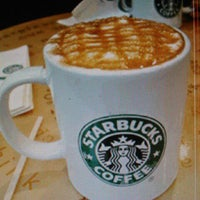 Photo taken at Starbucks by Publicly M. on 3/7/2012