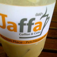 Photo taken at Jaffa Coffee & Cake by Asawanee P. on 12/9/2011