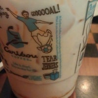 Photo taken at Caribou Coffee by jana m. on 8/25/2012
