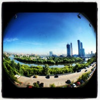 Photo taken at Офис Смп by Alexey V. on 6/5/2012