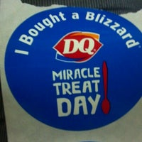 Photo taken at Dairy Queen by Cassie P. on 7/27/2012