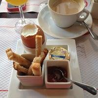 Photo taken at Café Charlot by Alexandra (. on 6/30/2012
