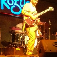 Photo taken at Rogue Lounge by Katie B. on 6/11/2012