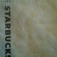 Photo taken at Starbucks by Sergey G. on 4/3/2012