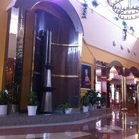Photo taken at Top Hotel Praha by Valeria P. on 3/30/2012