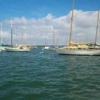 Photo taken at Vineyard Haven Harbor by Michelle C. on 6/16/2012