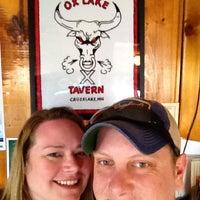 Photo taken at Ox Lake Tavern by Al S. on 4/1/2012