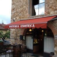 Photo taken at Il Gallo Giallo by Osteria I. on 5/1/2012