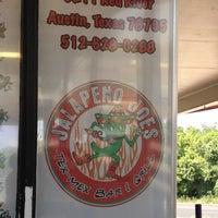 Photo taken at Jalapeno Joe's TexMex Grill by Gina on 6/11/2012