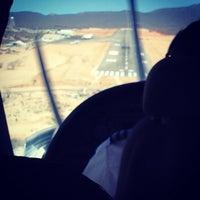 Photo taken at Aeropuerto Cabo San Lucas (MMSL) by David C. on 7/7/2012