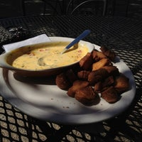 Photo taken at Gooseneck Tavern by Mike E. on 6/25/2012
