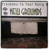 Photo taken at New Grounds Roasting Company by Brandon YF C. on 5/4/2012