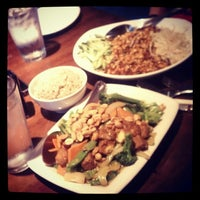 Photo taken at P.F. Chang's by Stephanie V. on 8/26/2012