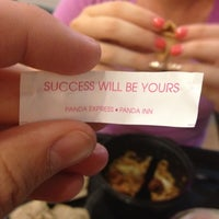 Photo taken at Panda Express by Dominic R. on 8/9/2012
