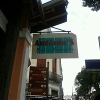 Photo taken at Antonio's Bar e Botequim by Débora G. on 2/12/2012