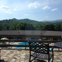 Photo taken at Fontana Village Resort by Amber M. on 6/24/2012
