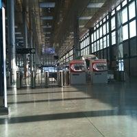 Foto tomada en Estación de Cádiz por Ferjur el 2/14/2012