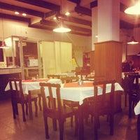 Photo taken at Restaurante e Confeitaria Blumenau by Marco N. on 9/4/2012