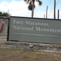 Photo taken at Fort Matanzas National Monument by Sabrina S. on 4/20/2012