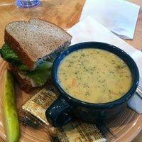 Photo taken at Corner Coffee by Julie S. on 8/27/2012